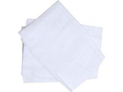 Pleny bílé 70x70cm/10ks, Pidilidi, 6010