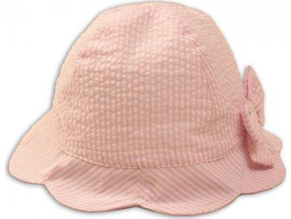 Klobouk dívčí, Minoti, ACCESS 6, růžová