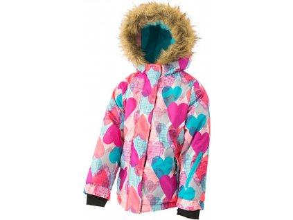 bunda zimní dívčí, Pidilidi, PD1076-01, holka
