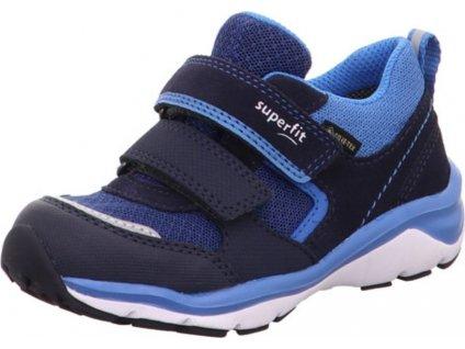chlapecká celoroční obuv SPORT5, Superfit, 0-609238-8000, modrá