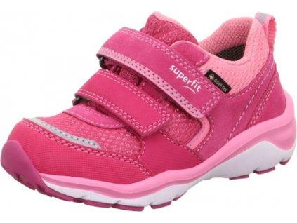 dívčí celoroční obuv SPORT5, Superfit, 0-609238-5500, červená