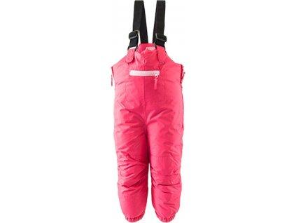 kalhoty dívčí zimní, Pidilidi, PD1083-03, růžová