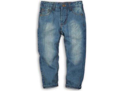 Kalhoty chlapecké džínové s elastenem, Minoti, STATE 10, světle modrá