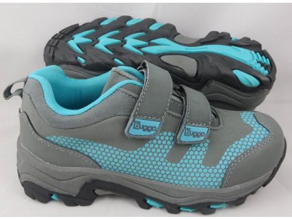 obuv softshell, Bugga, B020, modrá
