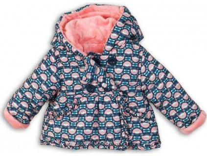 Kabátek kojenecký vyteplený, Minoti, PRINCESS 4, modrá