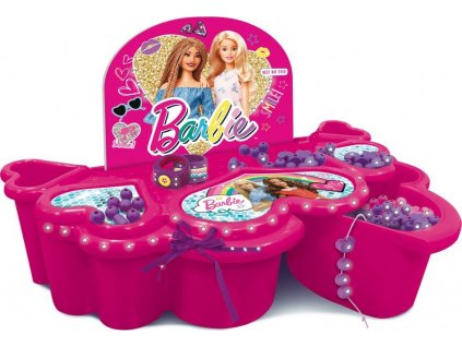 Lisciany kreativní sada Barbie, Lisciani, W009363