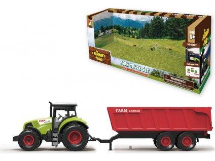 Traktor s vlečkou 36 cm, Wiky Vehicles, W005259