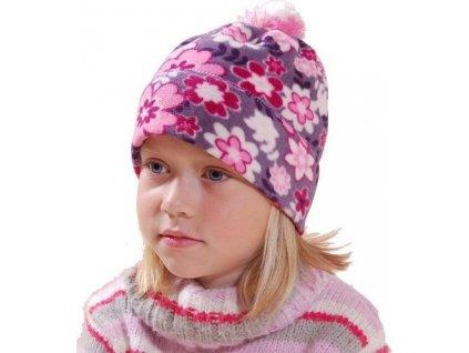 čepice fleezová dívčí, Bugga, PD620, holka