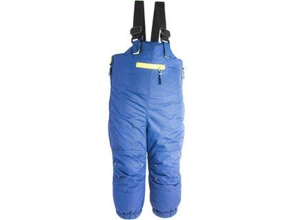 kalhoty chlapecké zimní, Pidilidi, PD1083-04, modrá