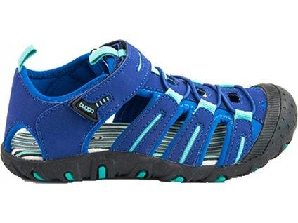 dětské sandály, Bugga, B00160-04, modrá