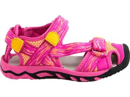 dětské sandály, Bugga, B00161-03, růžová