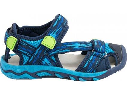 dětské sandály, Bugga, B00161-04, modrá