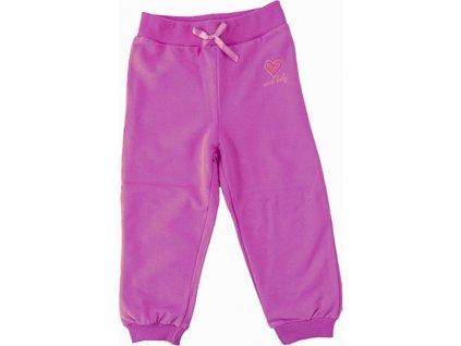 tepláky dětské, Wendee, OZB16218-0, fialová