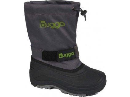 sněhule dětská KMK, Bugga, B041, šedá