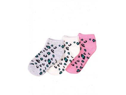 Ponožky kotníkové, Minoti, KG SOCK 24, holka