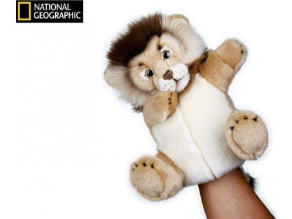 National Geographic maňásek Lev 26, National Geographic, W011137