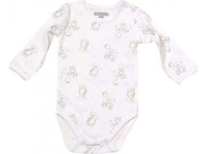 Body kojenecké, Pidilidi, PD792, bílá