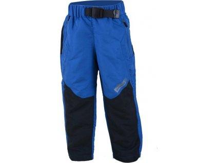 kalhoty sportovní s fleezem outdoorové, Pidilidi, PD1028-04, modrá