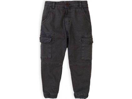 Kalhoty chlapecké kapsáčové, Minoti, 5COMBAT 2, šedá