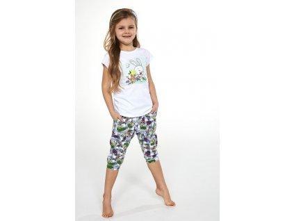 Dívčí pyžamo Cornette 3/4 487