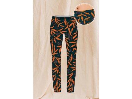 Pyžamové kalhoty Key dlouhé LXL 240