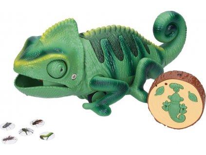 Chameleon RC na dálkové ovládání 28 cm, Wiky RC, W007633