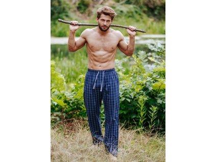 Pyžamové kalhoty Key MHT 432