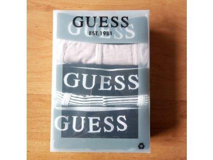 Pánské boxerky Guess U1GG13