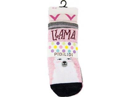 veselé ponožky FUNNY dívčí - 3pack, Pidilidi, PD0132, Holka