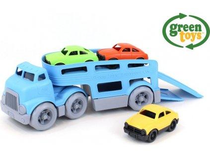 Green Toys Tahač s auty, Green Toys, W009286