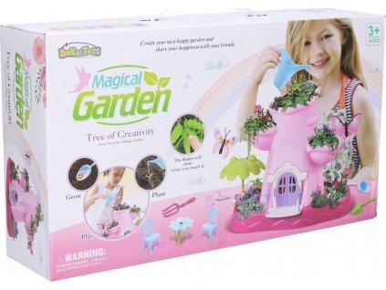 Magická zahrada s motýlky, Wiky kreativita, W007836