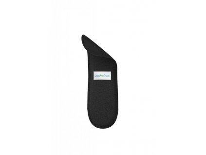 LadyPad Samostatná látková vkládací vložka (L) - černá