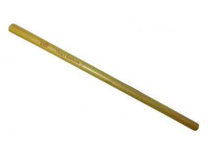 Mobake Bambusové brčko nebalené - s nápisem (1 ks) - z udržitelně pěstovaného bambusu