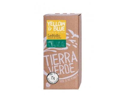 Yellow&Blue Leštidlo (oplach) do myčky (2 l) - bez optických zjasňovačů
