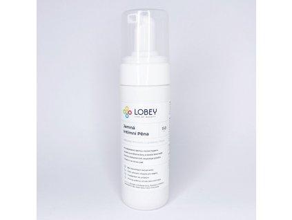 Lobey Jemná intimní mycí pěna BIO (150 ml) - výjimečně šetrná
