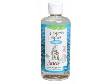 Anaé by Ecodis Rostlinný glycerin BIO (200 ml) - hydratuje a zjemňuje pokožku