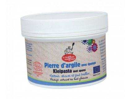 La Droguerie Ecologique by Ecodis Multifunkční jílová pasta BIO (500 g) - na hladké povrchy