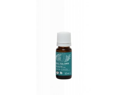 Tierra Verde Esenciální olej Tea tree BIO (10 ml) - antibakteriální pomocník