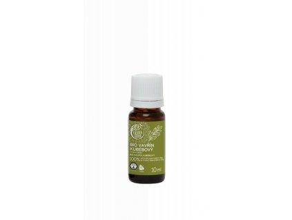 Tierra Verde Esenciální olej Vavřín Kubébový BIO (10 ml) - energizuje, čistí vzduch