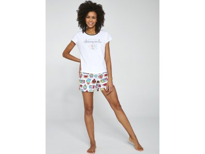 Pyžamo Cornette krátké 521