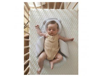 panda pad air bilo sedy 62x52 cm
