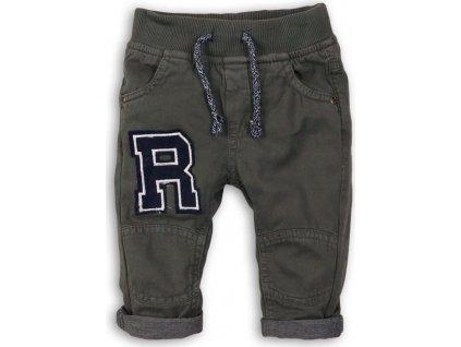 Kalhoty chlapecké, Minoti, FLY 4, šedá