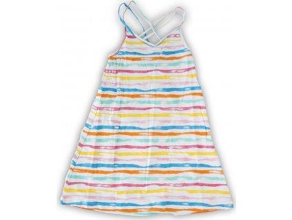 Šaty dívčí na ramínka, Minoti, sunbleach 8, holka