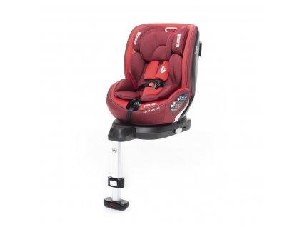 Autosedačka Protect i-Size, Red