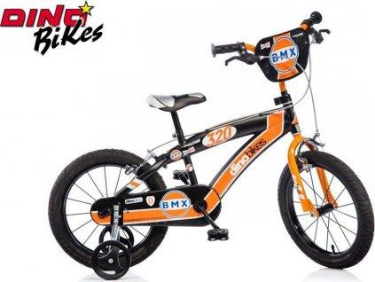 Dětské kolo BMX, Dino Bikes, W012681