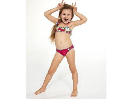 Dívčí plavky Cornette kids mix 795