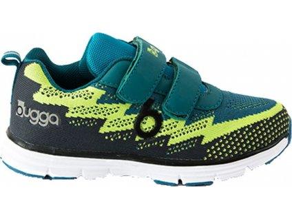 boty sportovní OUTDOOR HONE, Bugga, B00162-19, zelená