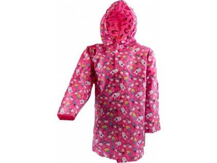 pláštěnka PVC dívčí UNICORN, PiDiLiDi, PL0098-03, holka