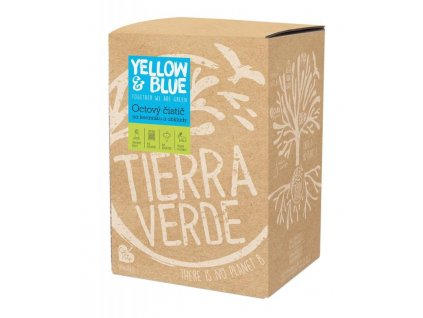 Yellow&Blue Octový čistič (5 l) - na sklo, keramiku, obklady a dlažbu