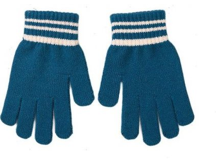 Rukavice pletené prstové, Minoti, KB GLOVE 25, kluk
